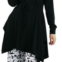 Baju Setelan Muslim Wanita / Setelan Blouse Stylish Bandung Termurah