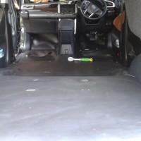karpet dasar mobil bahan BInggo