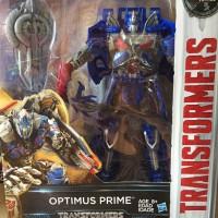 TRANSFORMERS Leader Class OPTIMUS PRIME -LAST KNIGHT