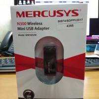 Mercusys MW300UM 300Mbps Wireless Mini USB Wifi Receiver Adapter