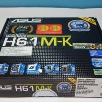 Motherboard Asus H61mk ddr3 lga 1155