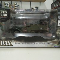 Diecast Tank Forces Of Valor US M16 Multiple Gun Motor Carriage NEW