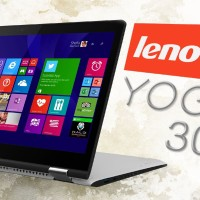 Laptop Lenovo Yoga 300 - Win10 - 4GB - 500GB - 11,6