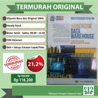 TERMURAH ORIGINAL Buku Handbook Data Warehouse I Putu Agus Eka Pratama