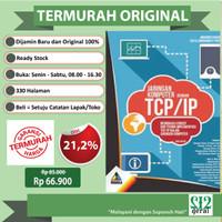 TERMURAH ORIGINAL Buku Jaringan Komputer dengan TCP IP