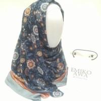 Model Baru Pashmina Motif Nuray / Hijab / Jilbab / Souvenir / Emikoawa