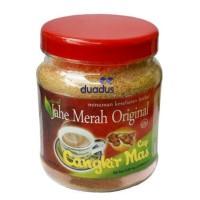 Harga jahe merah original cap cangkir mas toples minuman kesehatan herbal | antitipu.com