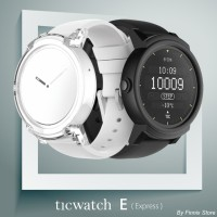 Ticwatch E Expres Smartwatch with Google Assistant & Heart RateMonitor