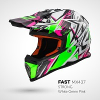 Helm LS2 Fast Strong MX437