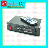 Kit Mp3 Mp4 Mp5 Video Player Usb Slot MicroSD Box Murah