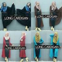 promo long cardigan cardi outwear wanita baju gamis pria wanita