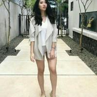 Harga gardigan panjaang wanita twist | Pembandingharga.com