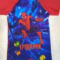 Jual Baju Renang Anak Laki Karakter Spiderman M - Xl Promo