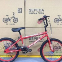 Jual Sepeda Anak Bmx 20 Evergreen Murah