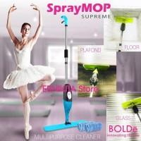 Promo 2 (Dua) Kain Spray Mop Bolde |Free Bubble| Alat Pel Semprot |