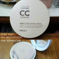 Dijual The Face Shop Aura Cc Cream Diskon