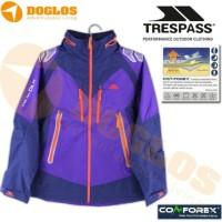Jaket Trespass Tres-Tex Dlx Comforex Waterproof & Breathable Fabric