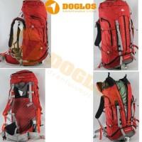 Carrier Quechua Forclaz 60 Easyfit Backpack Tas Gunung Keril Hiking