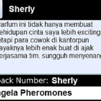 Parfum Angela Pheromone 45ml For Women