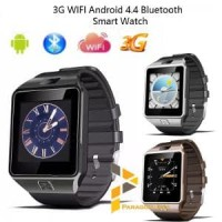 ANDROID SMART WATCH U9 DZ09 ALPHA 3G WIFI - SMARTWATCH ANDROID U9 DZ