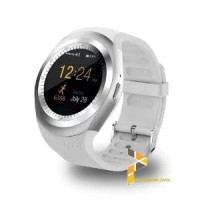 Smart Watch DZ11 / JAM PINTAR Smartwatch Y1 SIM MEMORY PUTIH