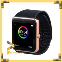 Smartwatch GT08 - Gold Emas Smart Watch GT08 Top Murah Bagus