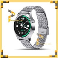 Smart Watch GW01 - Jam Tangan Pintar GW01 Smartwatch Stainless Silve