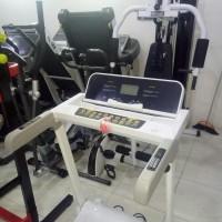 ALAT fitnes Treadmill Elektrik 2 HP TL-128 Auto Incline - like kettler