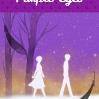 Buku Novel Purple Eyes Prisca Primasari