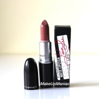 BRAND NEW - LIMITED EDITION MAC LIPSTICK in LARLARLEE