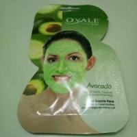 Ovale masker wajah 15 gram