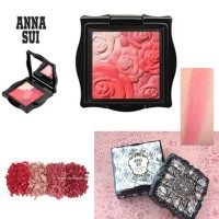 Anna Sui Rose Cheek 400 Blush on