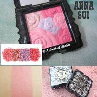 Anna Sui Rose Cheek 303 Blush on