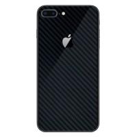 Garskin Premium Skin Case iPhone 8 8 Plus 3M Black Carbon Original U