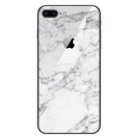 Garskin Premium Skin Case iPhone 8 8 Plus 3M White Marble Original U