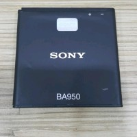 Baterai Original Sony Xperia Zr/ba950/BA-950/battrey/batrai/batre hp