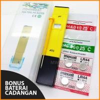 Alat Ukur Air Hidroponik - pH Meter ATC (Pen Type PH-009)