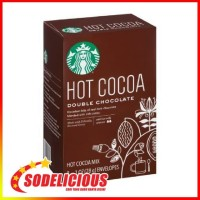 Minuman Rasa Coklat Starbucks Hot Cocoa Double Chocolate