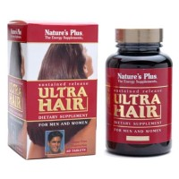 Natures Plus Ultra Hair 60 tablet
