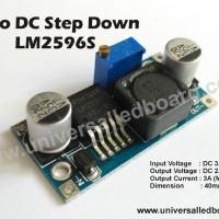 DC-DC Step Down 3A / Adjustable Step Down / Variable Voltage Regulator