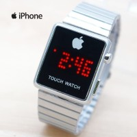 IPHONE TOUCH SCREEN KECIL SILVER