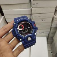 JAM TANGAN PRIA CASIO G-SHOCK RANGEMAN 9400 FULL BLUE BIRU