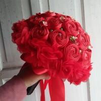 Bunga Tangan Pengantin. Bridal Handbouquet