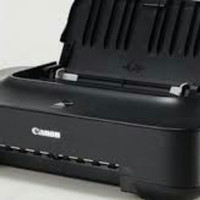 Printer Canon Pixma IP2770 Tanpa Cartridge