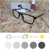 kacamata paket hemat free lensa transition
