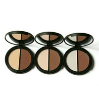FOCALLURE FACE MAKEUP - HIGHLIGHT & CONTOUR DUO PALETTE FOCALLURE