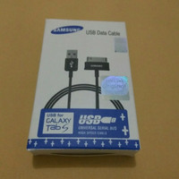 KABEL DATA SAMSUNG GALAXY TAB ORIGINAL 100% USB CABLE P3100 TAB 2
