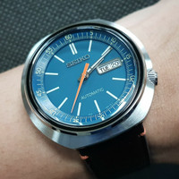Seiko RECRAFT UFO TEAL Bluish Green SRPC13 Limited Edition SRPC13K1