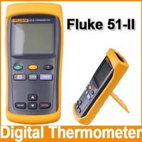 Fluke 51II single input thermometer digital 51 II alat ukur suhu Asli