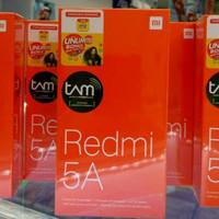 Hp Xiaomi Redmi 5A 2G/16G Garansi resmi TAM